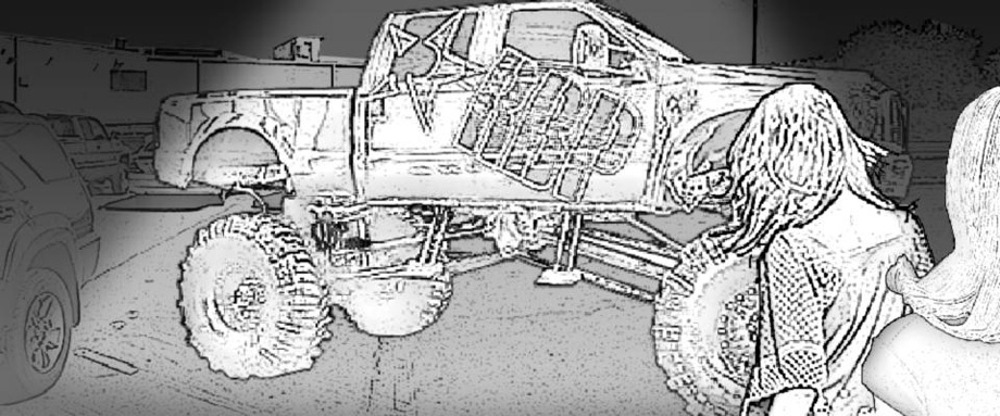 The Junkyard - Storyboard Animatic: Still 1
